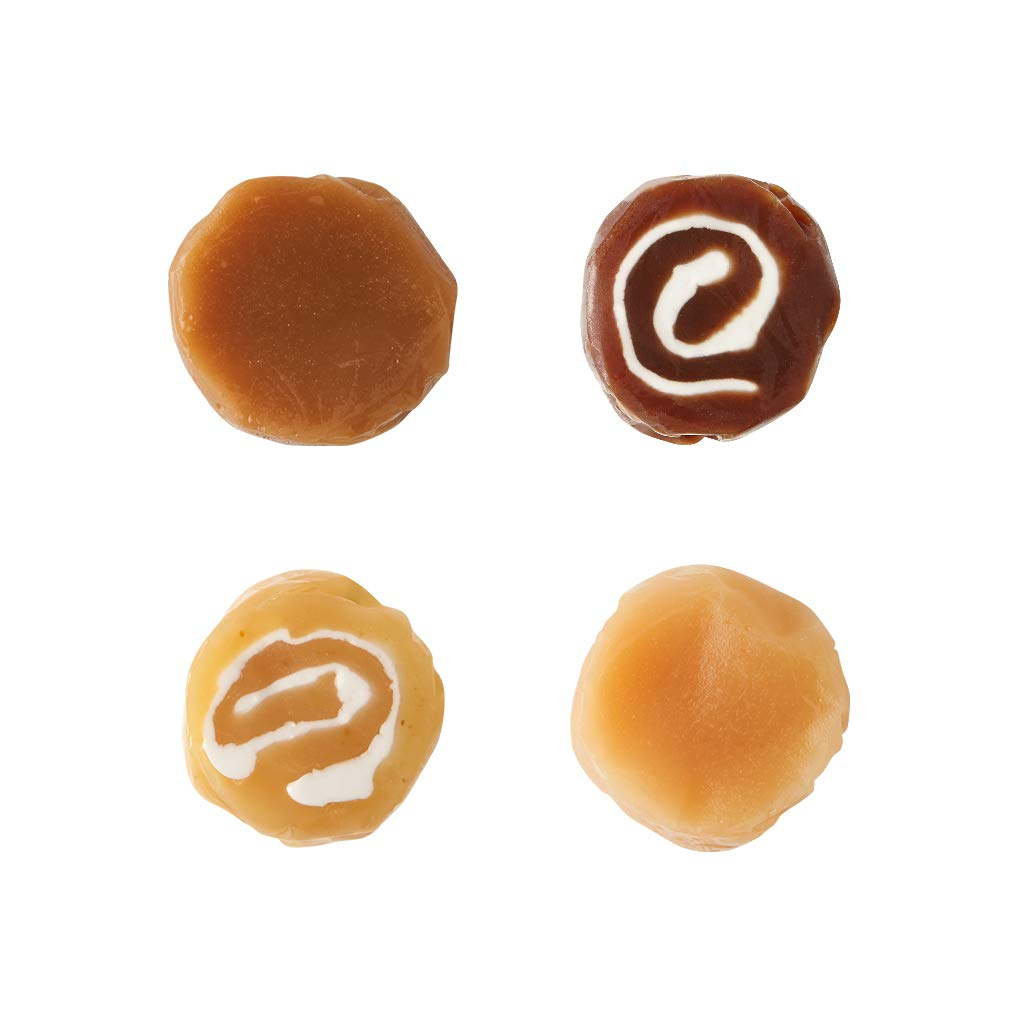 Dr. John's® Inspired Sweets® Caramel Lover's Collection Sugar Free Caramels (2.5 pound) by Dr. John's Candies