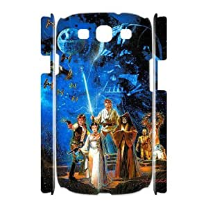XOXOX Phone case Of Star War Cover Case For Samsung Galaxy S3 I9300 [Pattern-1]