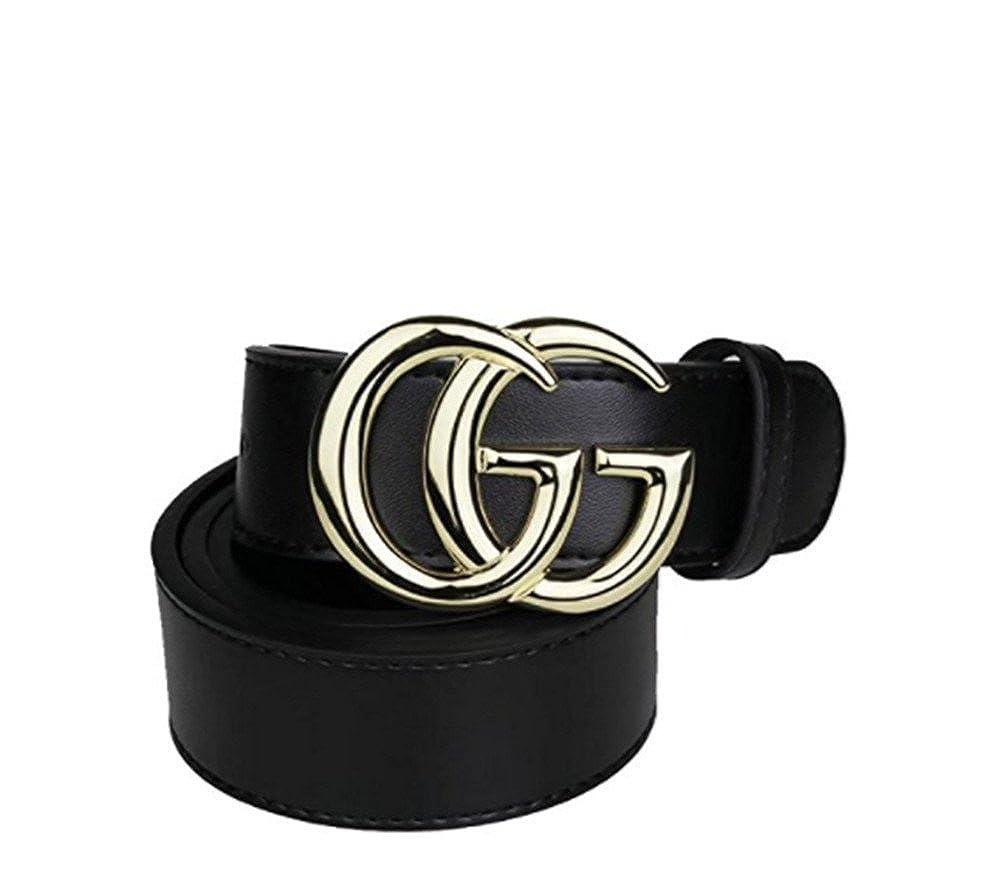 La mode noire des femmes, ceinture décontractée d affaires neutre GG. d9cb75cc3c5