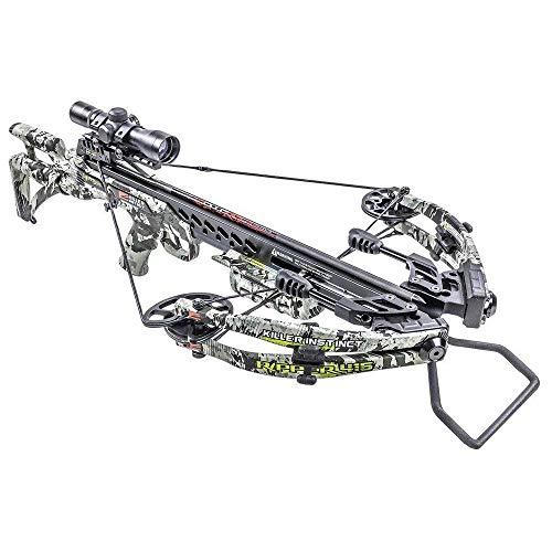Killer Instinct Crossbows Ripper 415 Crossbow Kit