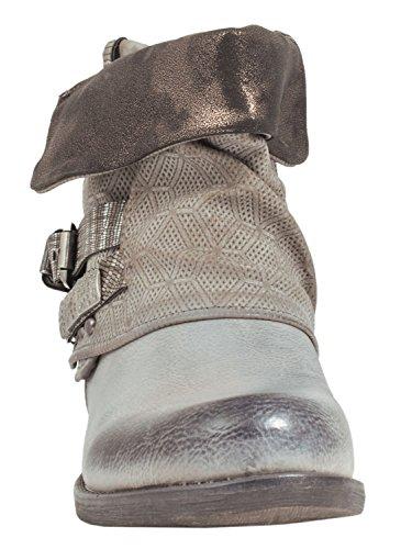 Elara Women's Boots black black Navy Am5bPiu