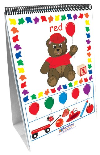 NewPath Learning All About Colors Curriculum Mastery Flip Chart Set, Early Childhood by New Path Learning (Image #1)