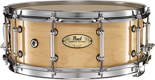Pearl Concert Series Snare Drum 14 x 5.5 Natural