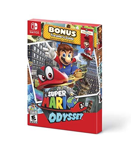 Super Mario Odyssey: Starter Pack - Nintendo - Pack Nintendo Starter 64