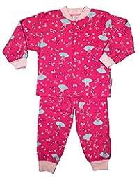 100% Cotton Flannel Glitter Ballerina Pajamas