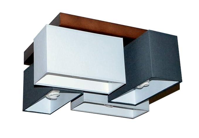Nuovo lampada da soffitto plafoniera milano b mix n lampada top