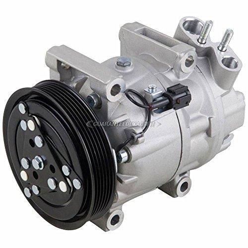 AC Compressor & A/C Clutch For Nissan Maxima & Infiniti I30 1996 1997 1998 1999 2000 - BuyAutoParts 60-00832NA NEW (Infiniti I30 Compressor A/c)