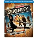 Serenity on Blu-ray/DVD (Ultraviolet with Digital Copy)