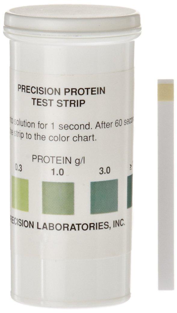 test strips Protein