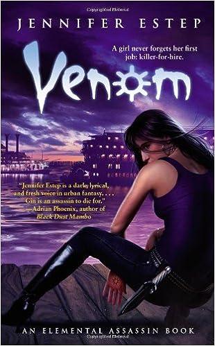 Amazon fr - Venom: An Elemental Assassin Book - Jennifer