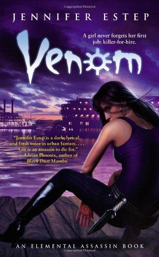 Venom (Elemental Assassin, Book 3)