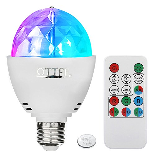 Rotating Disco Ball Led Lights - 1