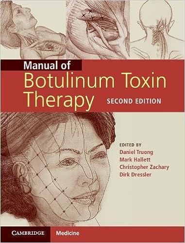 Descargar Torrents Castellano Manual Of Botulinum Toxin Therapy De PDF A PDF