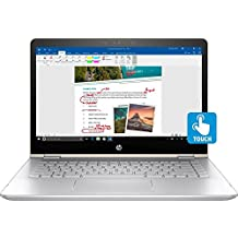 "HP Pavilion x360 2-in-1 - 14"" FHD Touch - Core i5-7200U - 8GB Ram - 128GB SSD - Gold"