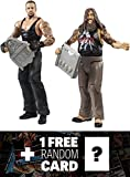 Bray Wyatt & Undertaker: WWE Battle Pack Action Review and Comparison