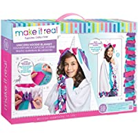 Make It Real Unicorn Hoodie Blanket. Wearable Unicorn...