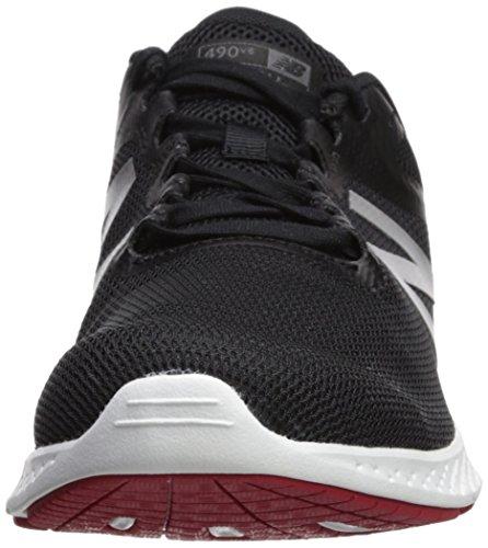 De 490 New Course Chaussures Hommes Pour Argent Noir Balance IrqIE7