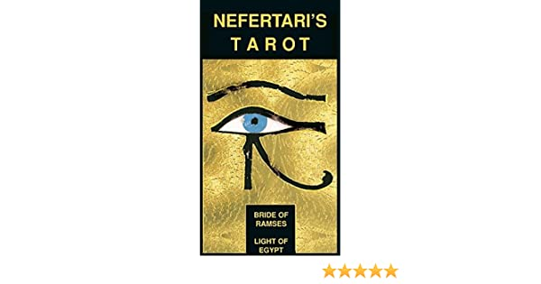 Nefertaris Tarot: 78 full Colour Tarot Cards and ...