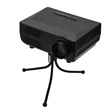Eboxer Mini Video Proyector a LED, videoproyector Multimedia Home ...