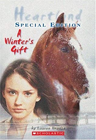 book cover of A Winter\'s Gift