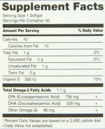Minami MorEPA Platinum, Plus Vitamin D3 Supercritical Omega 3 Fish Oil, Orange, 90 Softgels