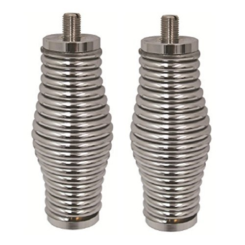 LOT OF 2 PROCOMM JBC305 HEAVY DUTY CB RADIO ANTENNA BARRELL SPRINGS by PROCOMM