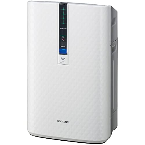 Sharp KC-850U Plasmacluster Air Purifier with Humidifying Function