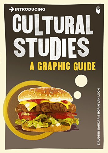 Introducing Cultural Studies: A Graphic Guide (Introducing...) cover