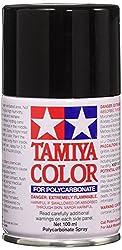 Tamiya 86005 Paint Spray, Black from Tamiya
