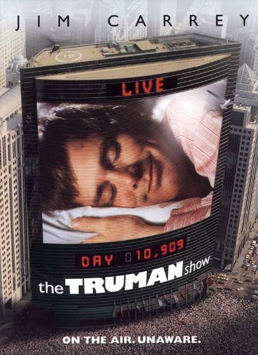 The Truman Show POSTER Movie (27 x 40 Inches - 69cm x 102cm) (1997) (Style (Truman Show Poster)