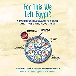 For This We Left Egypt? Audiobook