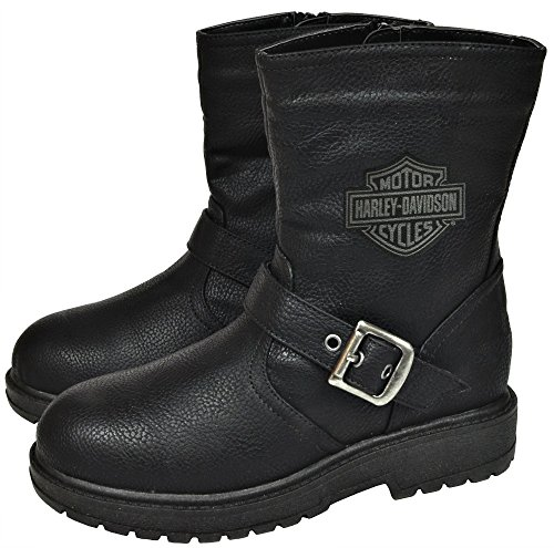 Kids Motorcycle Boots - 4