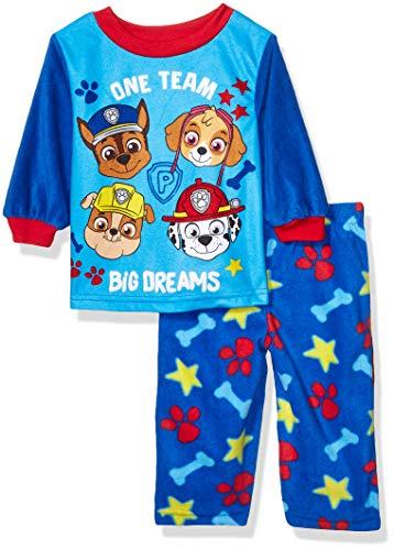 24 Months 2 Piece - Nickelodeon Baby Boys Paw Patrol 2-Piece Pajama Set, Dream Big, 24M