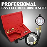 fuel pressure gauge adapter tbi - Gas Fuel Pressure Injected Diagnostic System Kit