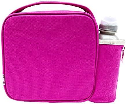 Smash Fold-Up Bolsa De Almuerzo púrpura 20x13x6.6cm poliéster