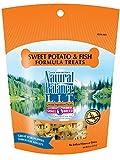Natural Balance L.I.T. Limited Ingredient Small Breed Dog Treats, Grain Free, Sweet Potato & Fish Formula, 8-Ounce