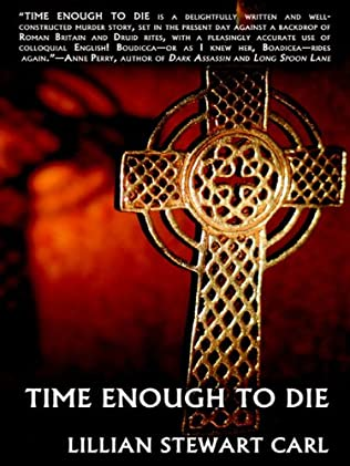 book cover of Time Enough to Die