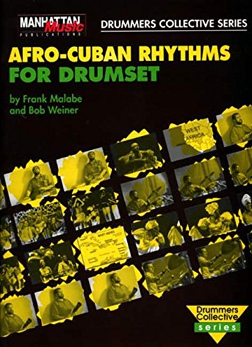 Price comparison product image Afro-Cuban Rhythms for Drumset (Book & CD)