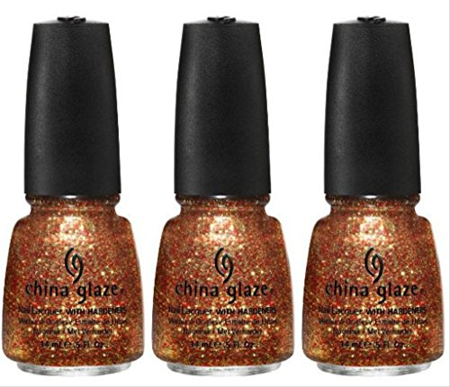 Hunger Games Makeup ((3 Pack) CHINA GLAZE Capitol Colours - The Hunger Games Collection - Electrify)