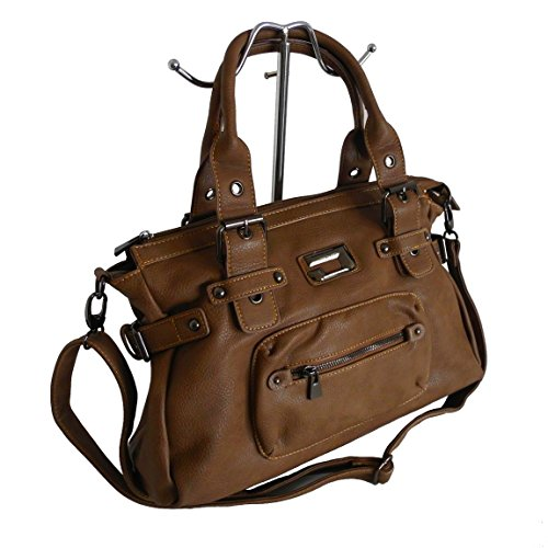Präsentiert Brown 0 Jones Womens Colors brown Bag Jennifer Brown Multicolor Zmoka® Several Von Tote 75pwUO