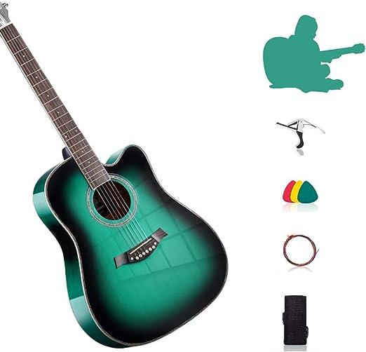 Guitarra Acústica Guitarra Clasica Hecho A Mano Lustroso Guitarra ...