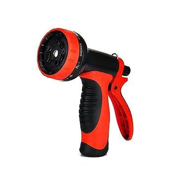 Queta - Válvula de riego para jardín con pistola de agua de alta ...