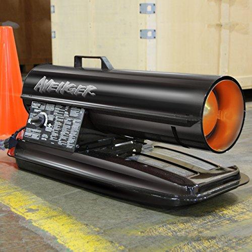 Avenger Portable Kerosene Multi-Fuel Heater - 75,000 BTU, Model# FBD75T (Kerosene Heaters Forced Air compare prices)