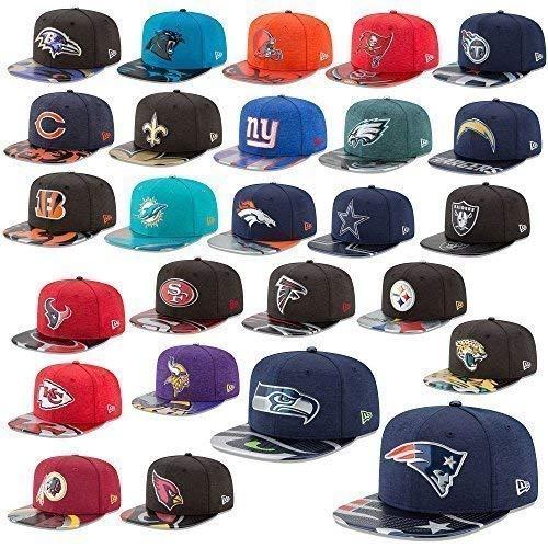 New Era Cap 9fifty NFL Gorra Snapback Draft 2017 On Etapa Seahawks ...