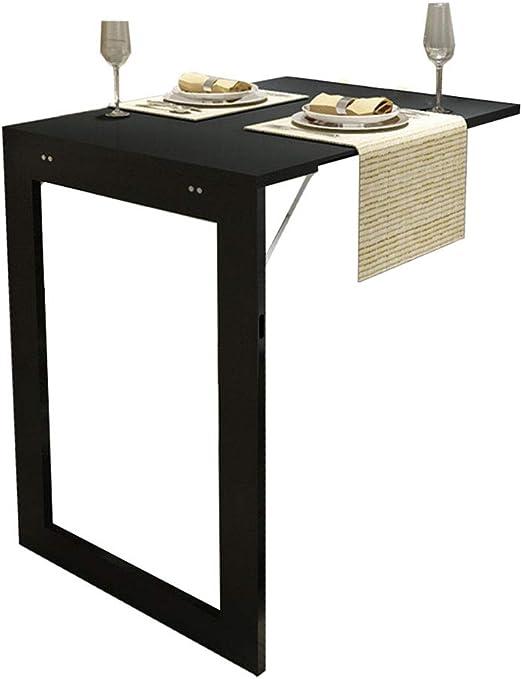Mesa plegable de mesa plegable, mesa de comedor de cocina ...