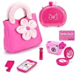 Pretend Princess Purse Set My First Purse Toy for Little Girls