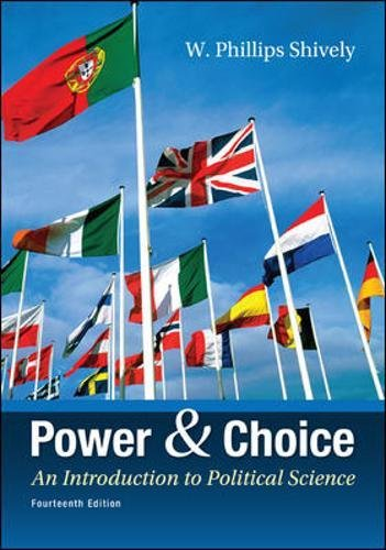 power and choice - 1