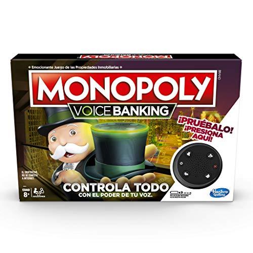 Monopoly - Voice Banking (Hasbro E4816SO0)