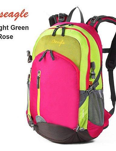 GXS oseagle 32L Outdoor Bergsteigen Wandern Reiten Radfahren Tasche Travel Rucksack New - lichtgrün UVFeJYraXO