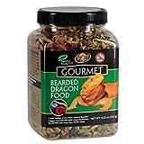 Zoo Med 5117 ZM-103 Gourmet Bearded Dragon Food 8.25oz